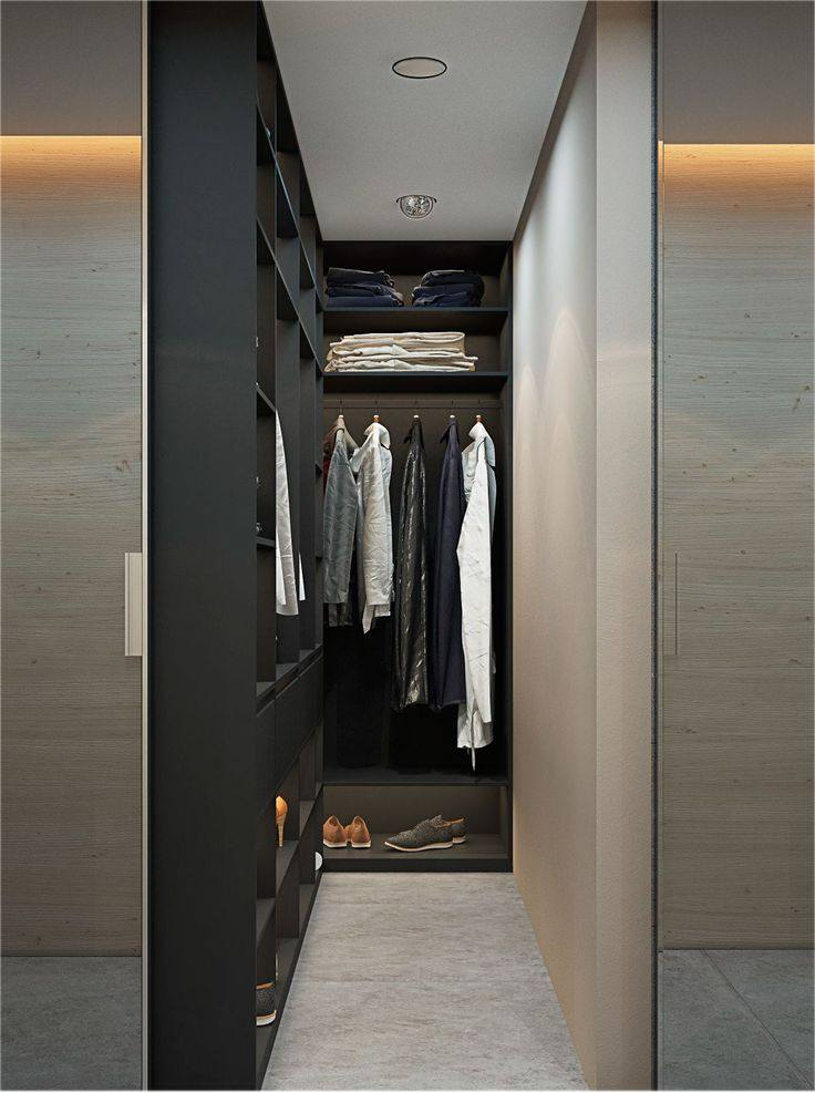 135+ как сделать гардеробную комнату из кладовки своими руками?