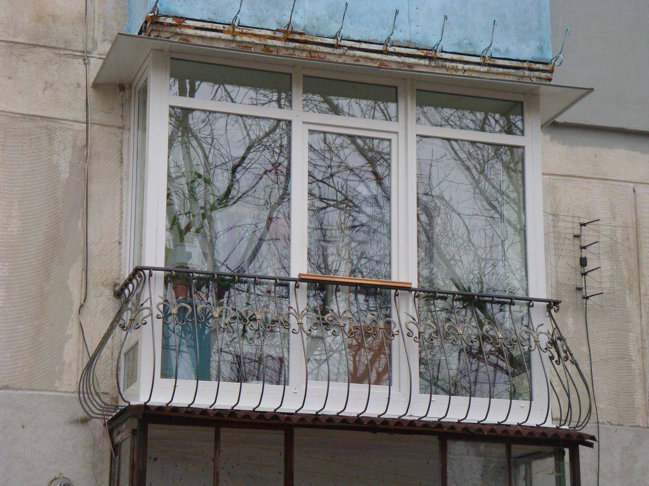 Согласование, разрешение на остекление балкона, лоджии