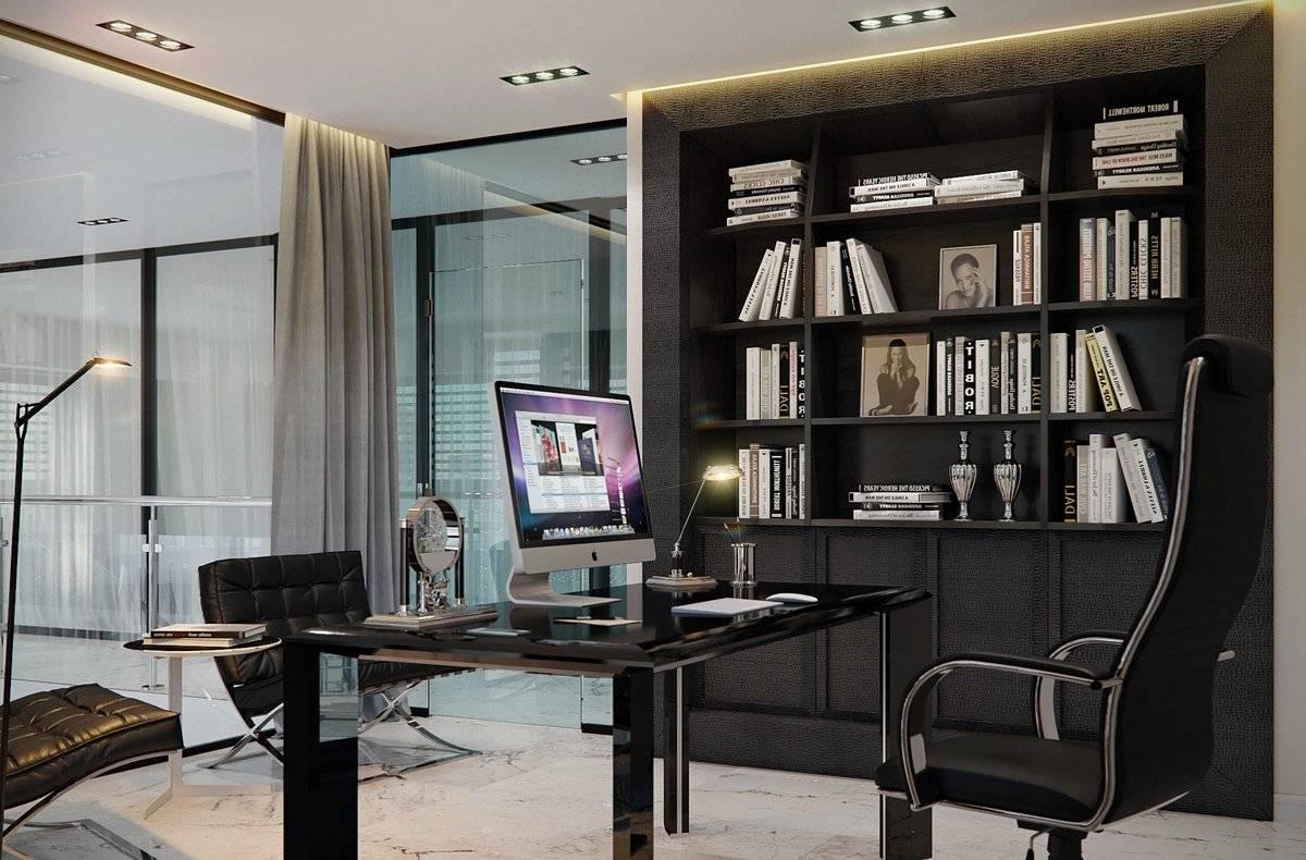 25 идей для домашнего кабинета: красивый дизайн интерьера рабочего места в квартире