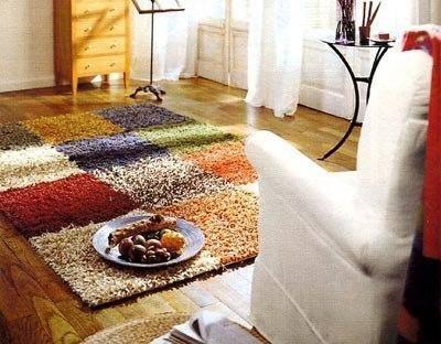 Разновидности ковров с длинным ворсом, их необходимость, выбор и уход