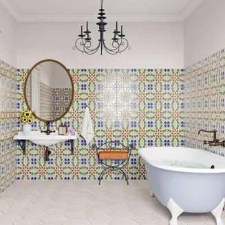 Марокканский стиль в интерьере квартиры - фото дизайна и советы реализации