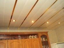 Виды и характеристики панелей для пвх потолка