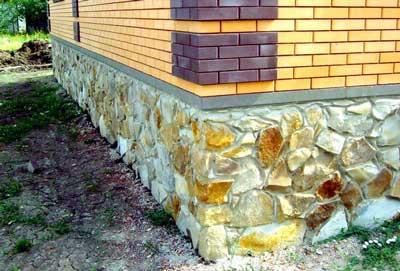 Бутовый ( каменный) фундамент. достоинства и недостатки.   строй сам