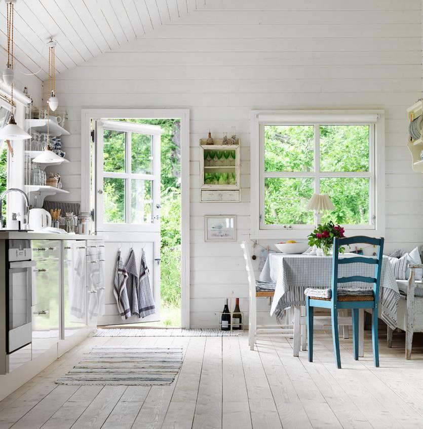 Если вы хотите создать скандинавский стиль в интерьере