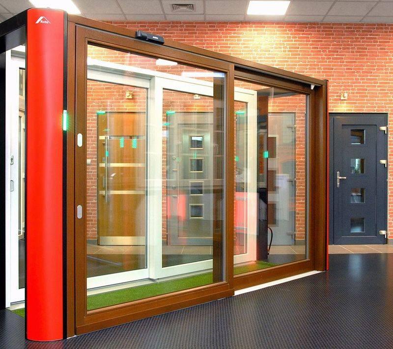 Входные алюминиевые двери в москве, заказать входную дверь из алюминиевого профиля