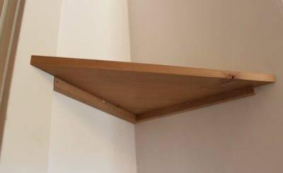 Как повесить полку на стену: особенности крепления без видимых креплений, способы для разных видов стен