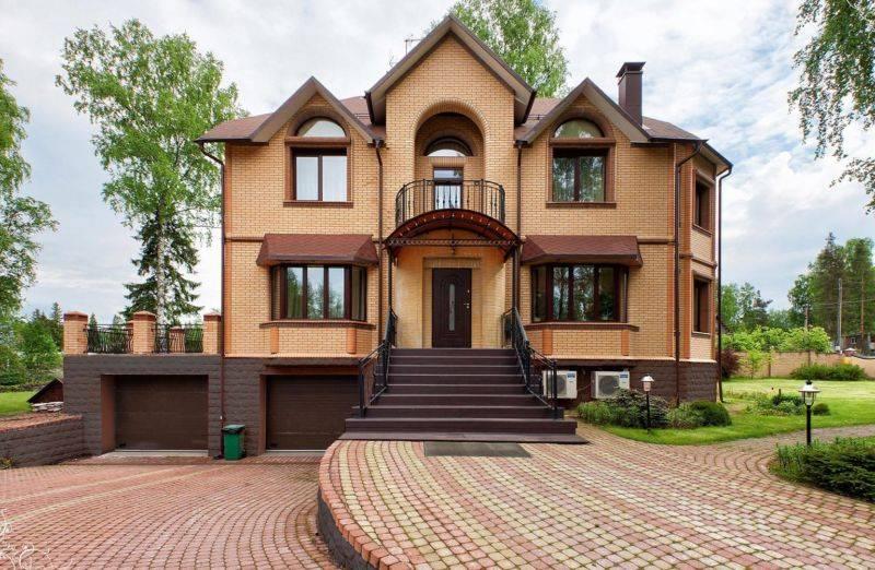 Классический дом (46 фото): проекты домов из бруса, особняки в стиле классика и современный интерьер, дизайн комнат одноэтажного дома