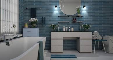 Аксессуары для ванной комнаты (146 фото): принадлежности для душа и туалета, продукция марок colombo и wasser kraft, schein и keuco, гидромассажные коврики от ikea и других брендов