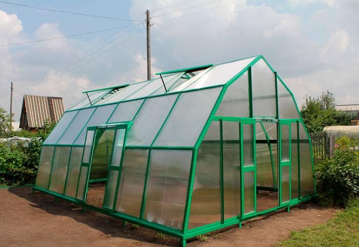 Теплица glass house - отзывы на i-otzovik.ru