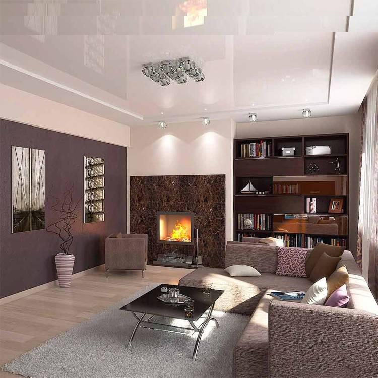 Какой натяжной потолок лучше - глянцевый или матовый? сравниваем