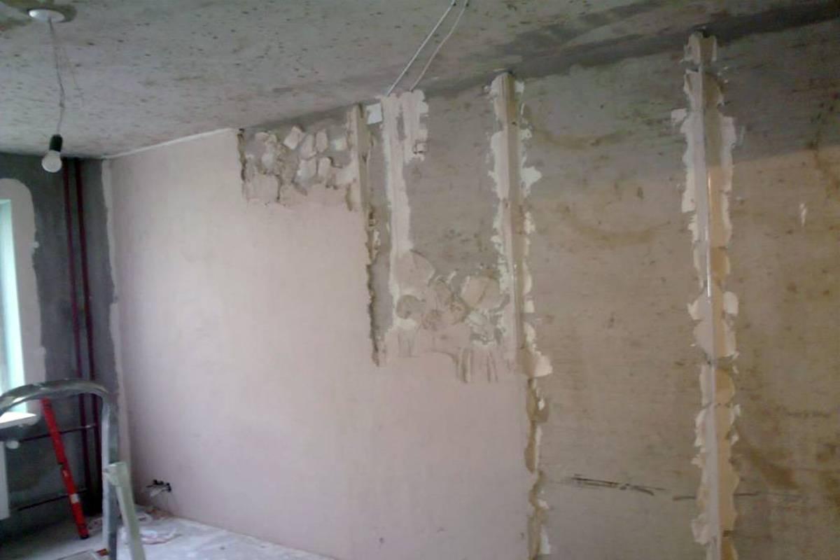 Несколько советов о том, как быстро штукатурить стены