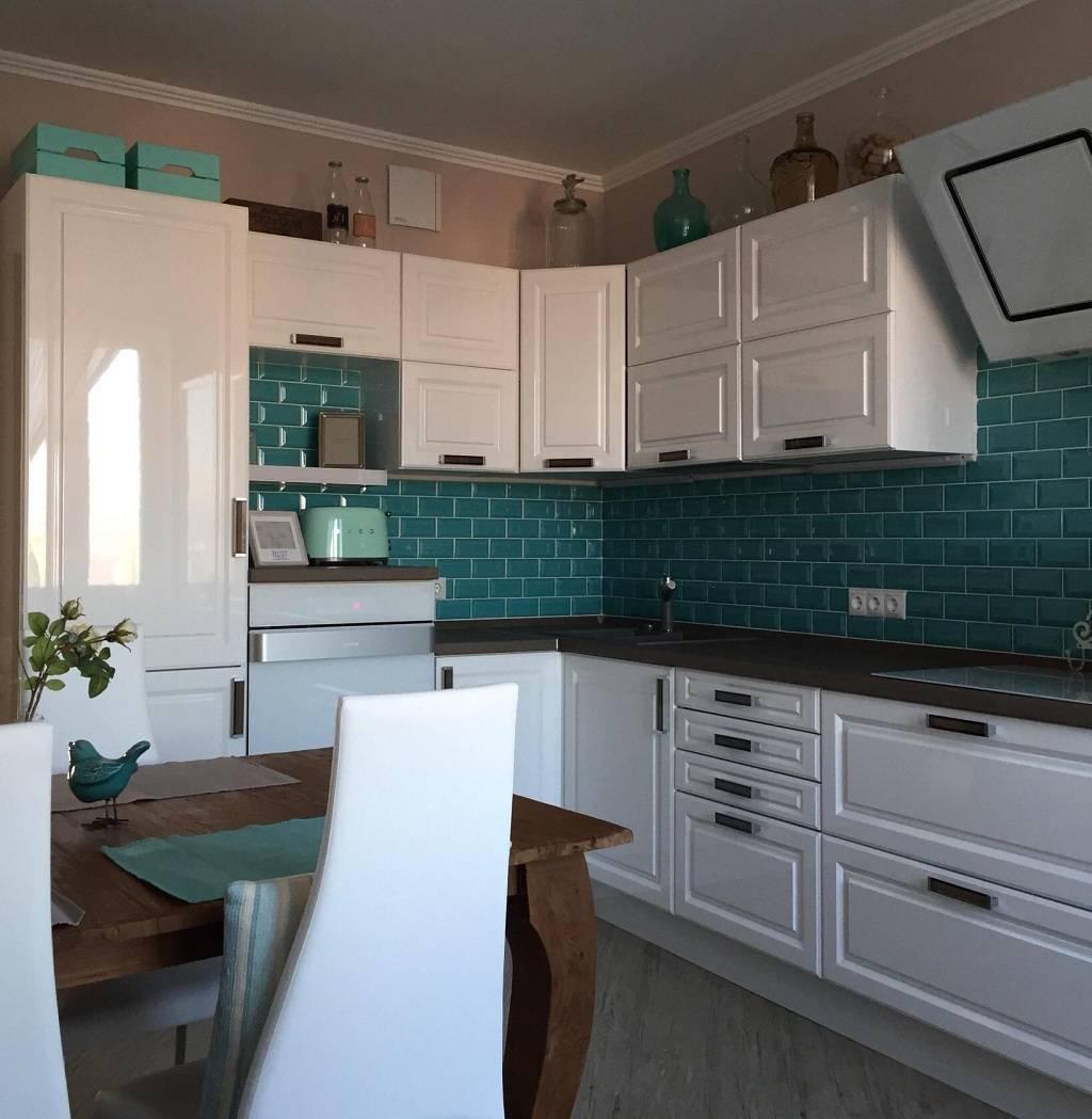 Плитка для кухни на фартук: лучшие виды, актуальные тренды и советы по дизайну