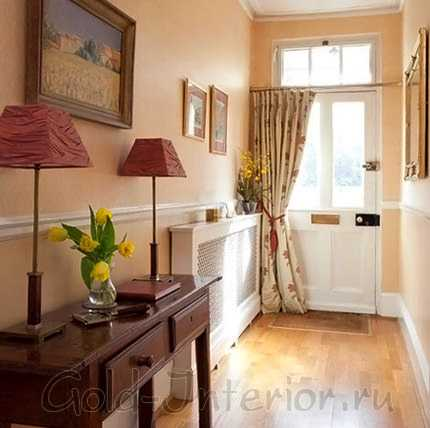 В какой цвет покрасить коридор в квартире: наши советы (+38 фото) - swoofe.ru