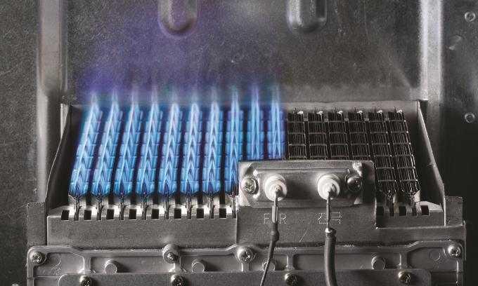 Принцип работы двухконтурных газовых котлов