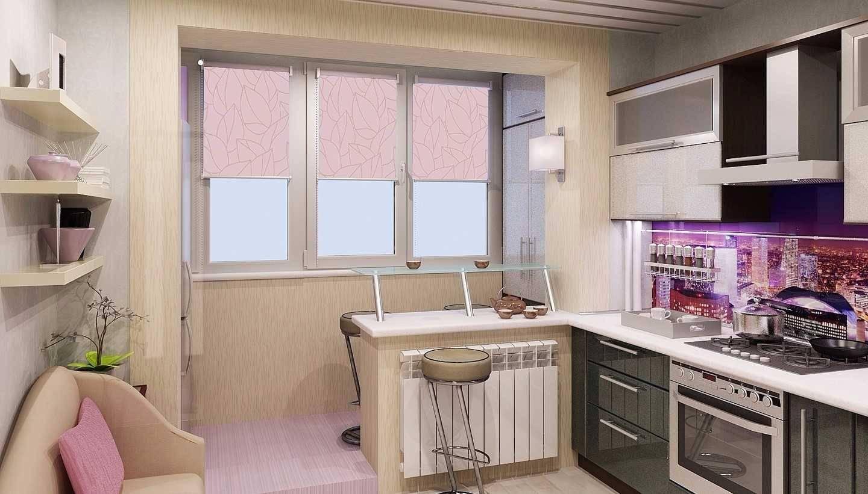 Дизайн кухни 9 кв. м. – 110 фото лучших современных идей и обзор популярных стилей