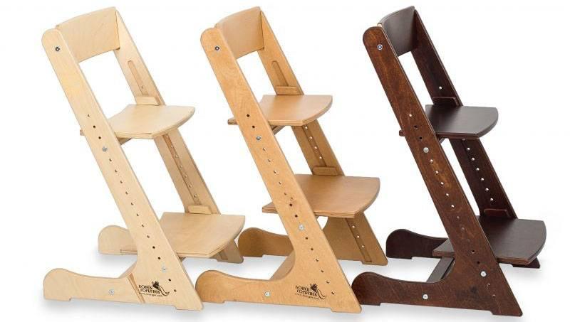 Стул для школьника, регулируемый по высоте: детский деревянный стул stokke tripp trapp, растущий вместе с ребенком, модель «конек горбунок» с регулировкой, отзывы