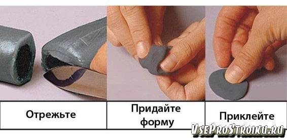 Как пользоваться холодной сваркой? что это такое и как правильно ее использовать, разные способы применения, при какой температуре можно вести работы