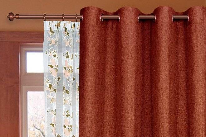 Установка люверсов, как прикрепить люверсы на шторы?