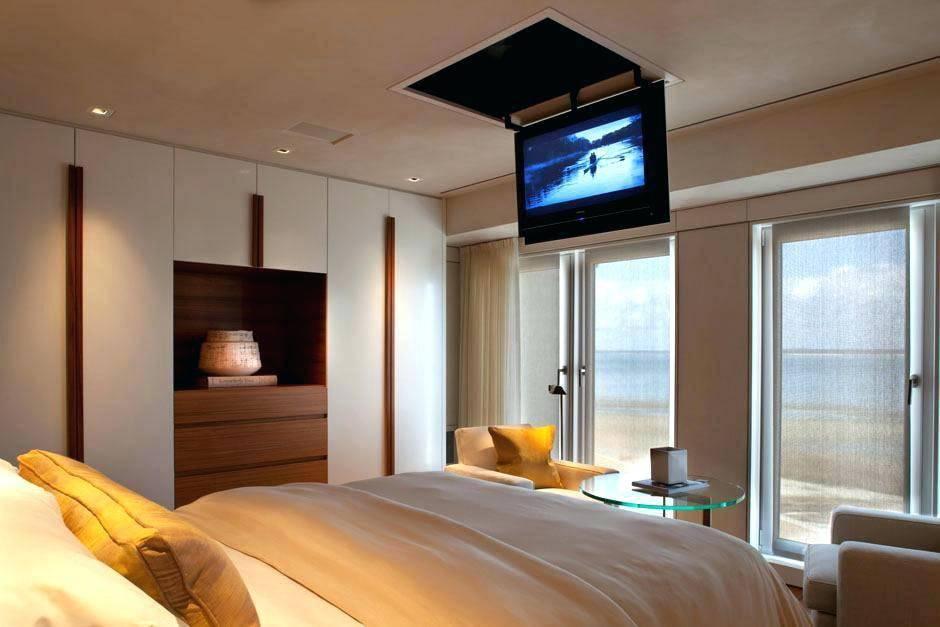 На какой высоте вешать телевизор на стену для удобного и безопасного просмотра - самстрой - строительство, дизайн, архитектура.