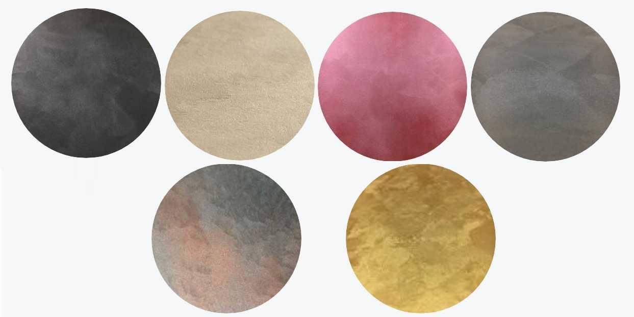 Декоративная краска для стен с эффектом шелка 10 фото