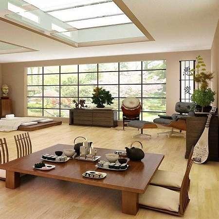 Японская эстетика в интерьере : ваби-cаби, сибуй, югэн, мияби | ваби-саби