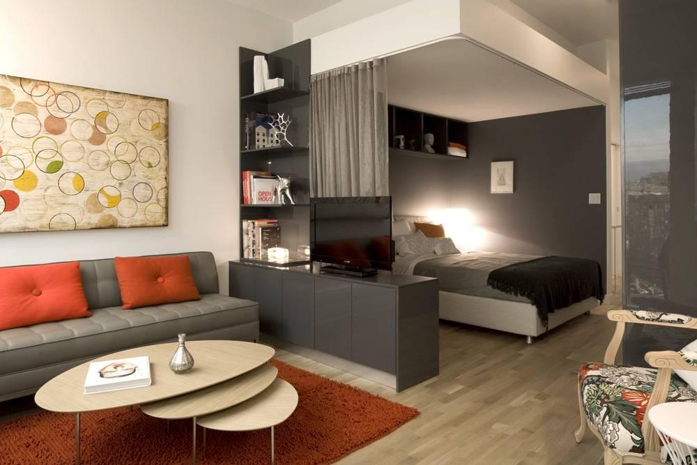 Дизайн гостиной 16 кв.м.: зонирование, выбор стилистики - 75 фото