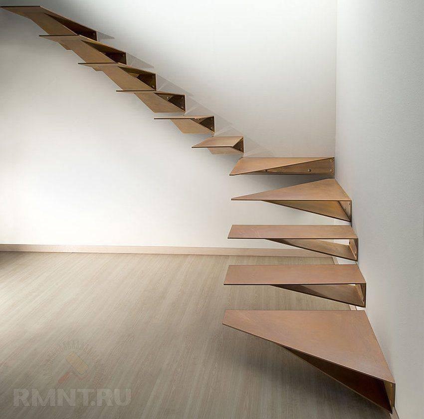 Отделка лестницы ламинатом: технология реставрации бетонных и деревянных лестниц