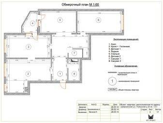 Идеи планировки 3-х комнатной квартиры