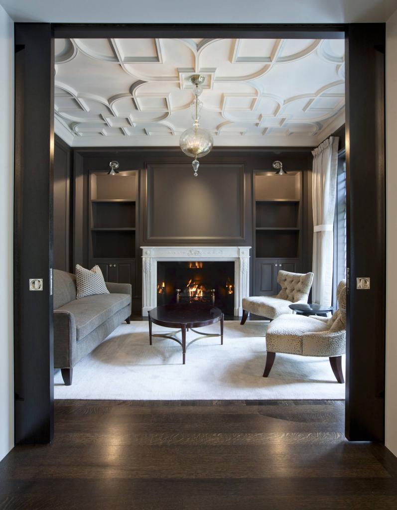 Классический дизайн квартир — как создать и в чем суть классицизма в интерьере (69 фото)