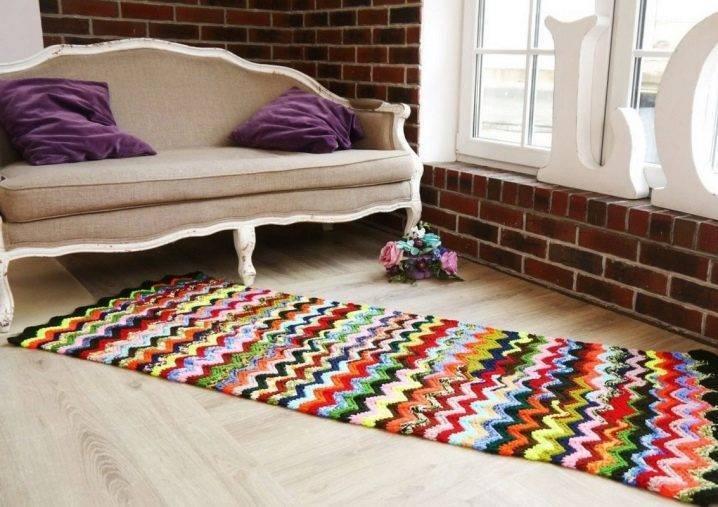 Выбираем ковровые дорожки