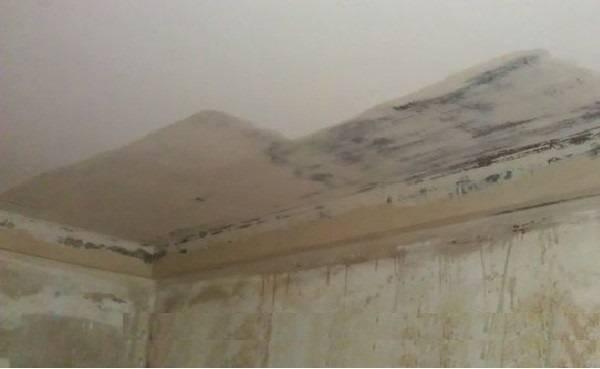 Как легко и быстро убрать старую побелку с потолка?