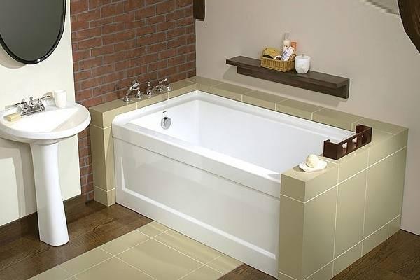 Установка акриловой ванны – варианты и правила монтажа, крепления