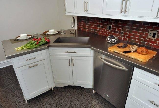 Тумба под раковину на кухню своими руками