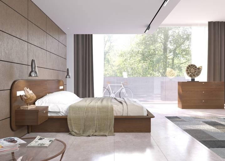 Планировка спальни: эргономика, мебель и варианты ее расположения