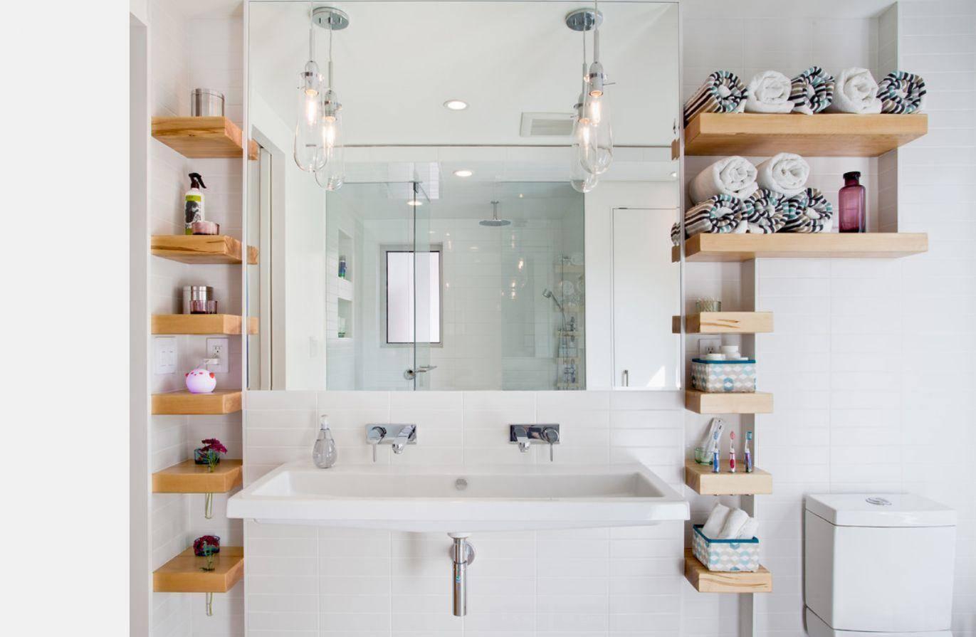 Как сделать интересную ванную комнату