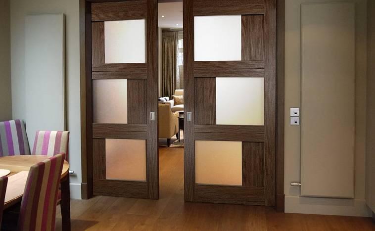 Как правильно выбрать межкомнатные надёжные и современные стеклянные модели дверей