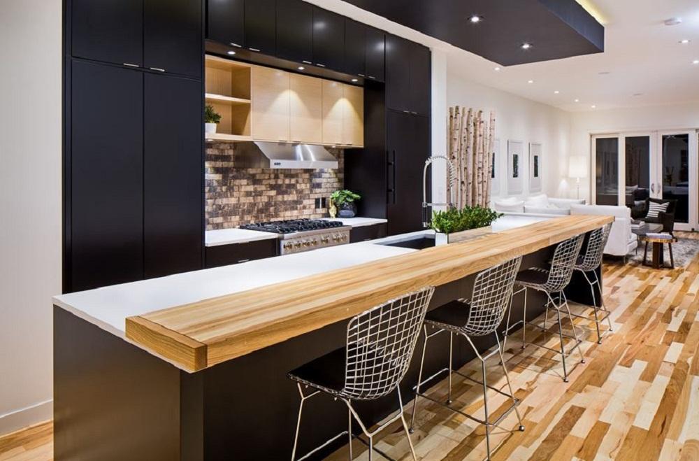 Стиль современного дизайна кухни (210+ фото) топ-15 самых эффектных