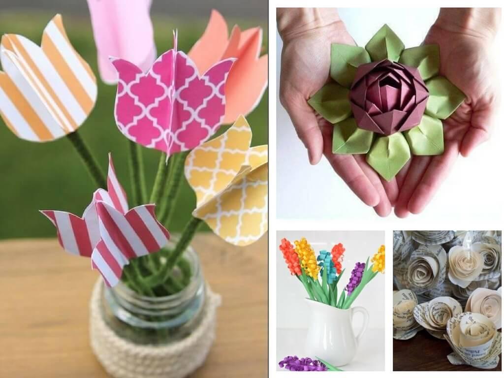 Цветы из лент своими руками – 6 мастер-классов для новичков