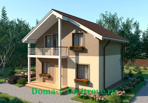 Дом 8 на 9 — лучшие проекты, схемы, чертежи планов и обзор идей оформления загородных домов (100 фото)