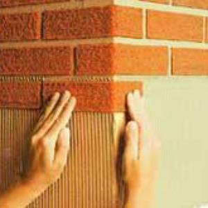 Как сделать декоративную плитку под кирпич своими руками