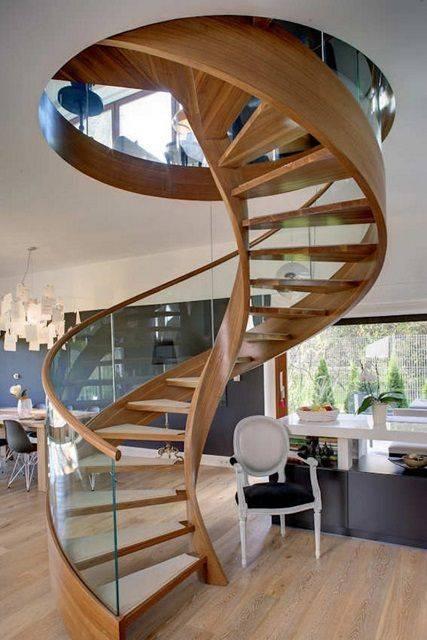 Винтовая лестница своими руками. как сделать винтовую лестницу