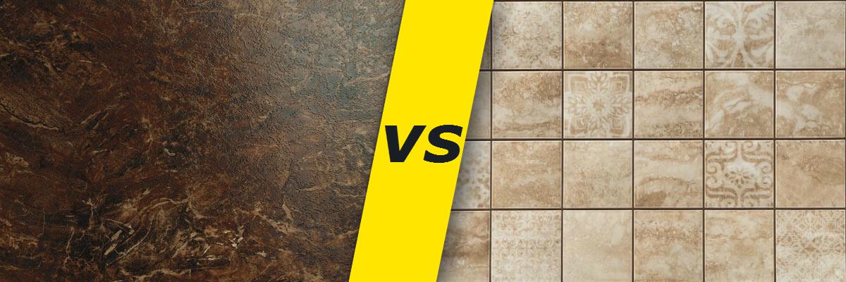 Отличие плитки керамической от керамогранита (47 фото): чем они отличаются и что лучше выбрать