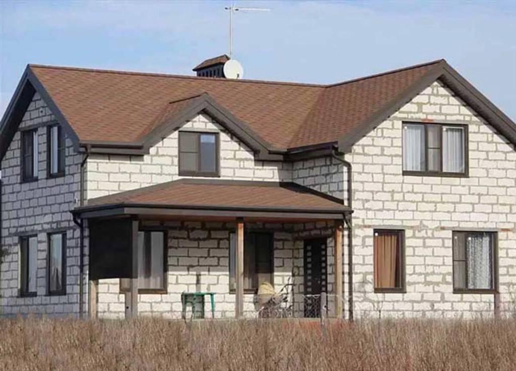 Дом из газобетона (газоблока): строительство дома своими руками