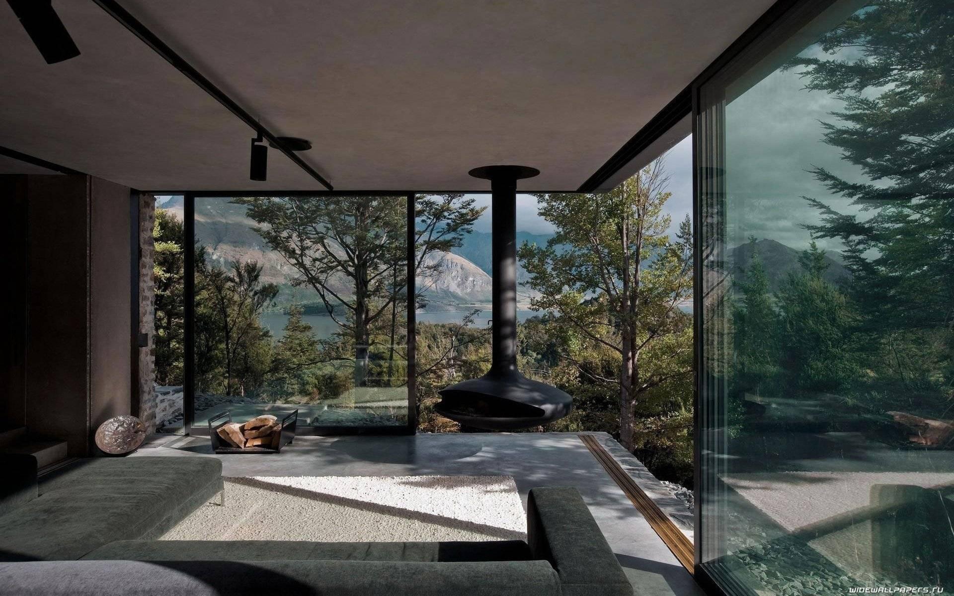 Панорамное остекление в частном доме и квартире