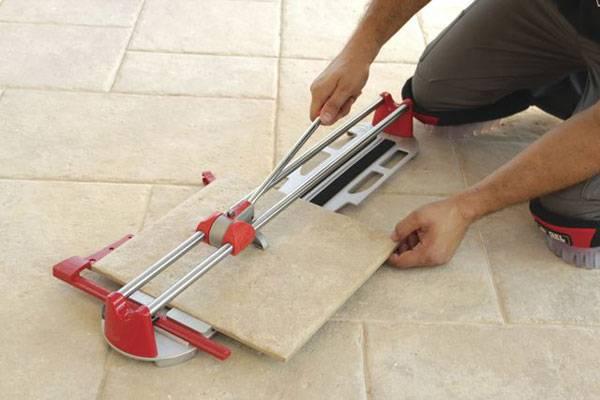 Как и чем резать плитку
