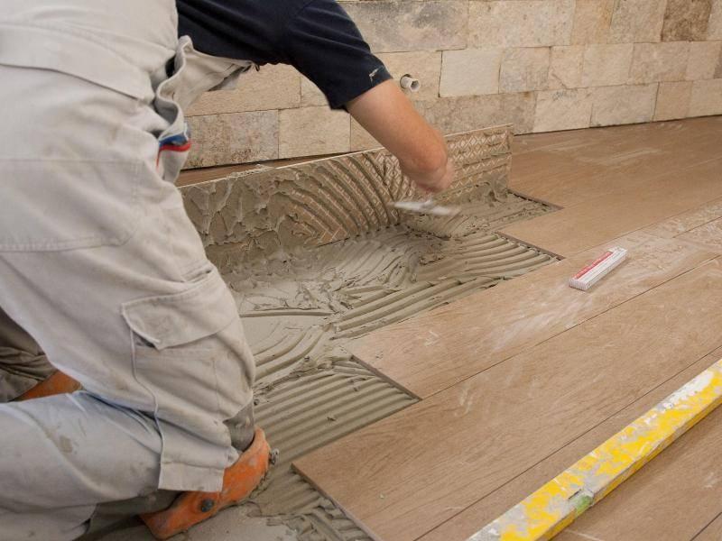 Виды декоративной плитки под камень
