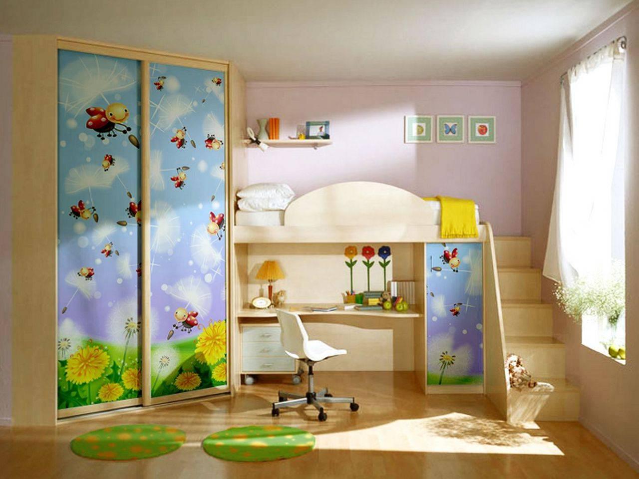 Шкаф для игрушек — 26 реальных примеров (фото)