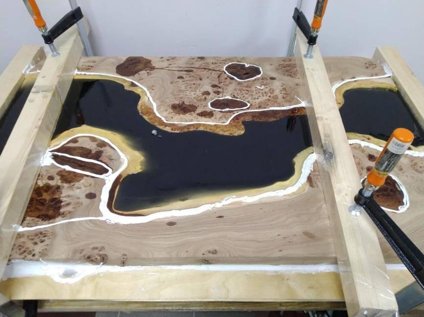 Эпоксидный наливной пол (66 фото): выбираем покрытие на основе смолы для заливки бетонного пола и натурального камня, устройство и технология