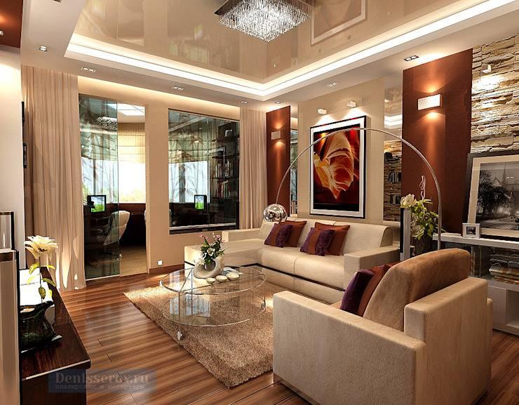 Ремонт однокомнатной квартиры площадью 30 кв. м