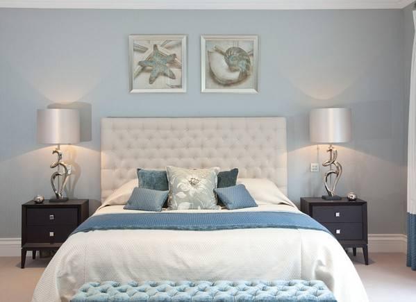 10 современных спален на берегу океана